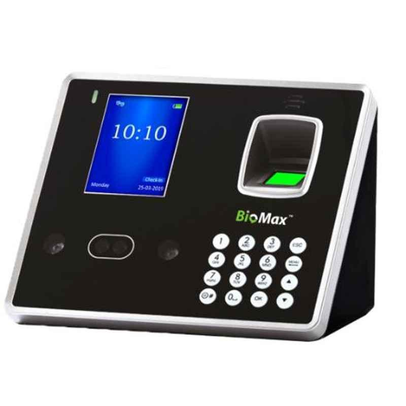 Biomax N-Uface 302 Pro Biometric Time Attendance Machine with Face Reader