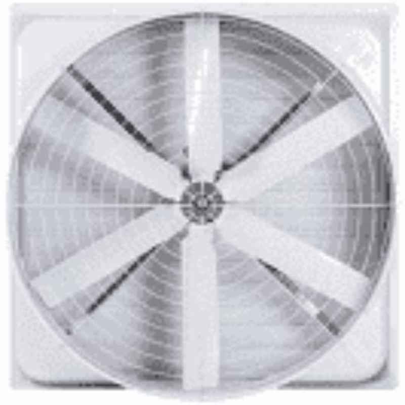 Crompton Greaves 170W 15 inch Sweep Industrial Exhaust Fan, PA380S4MX