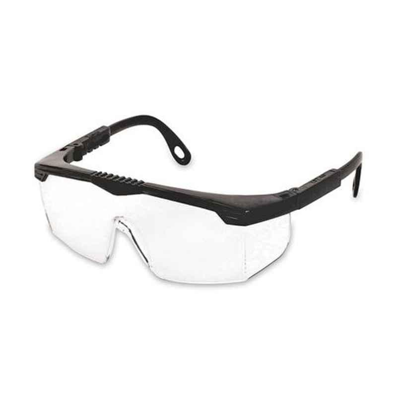 Zoom Polycarbonate Clear UV Protected Safety Goggles, KH07