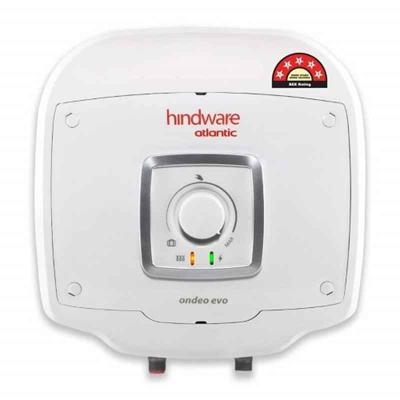 Hindware Ondeo EVO 25L 2500W White Storage Water Heater