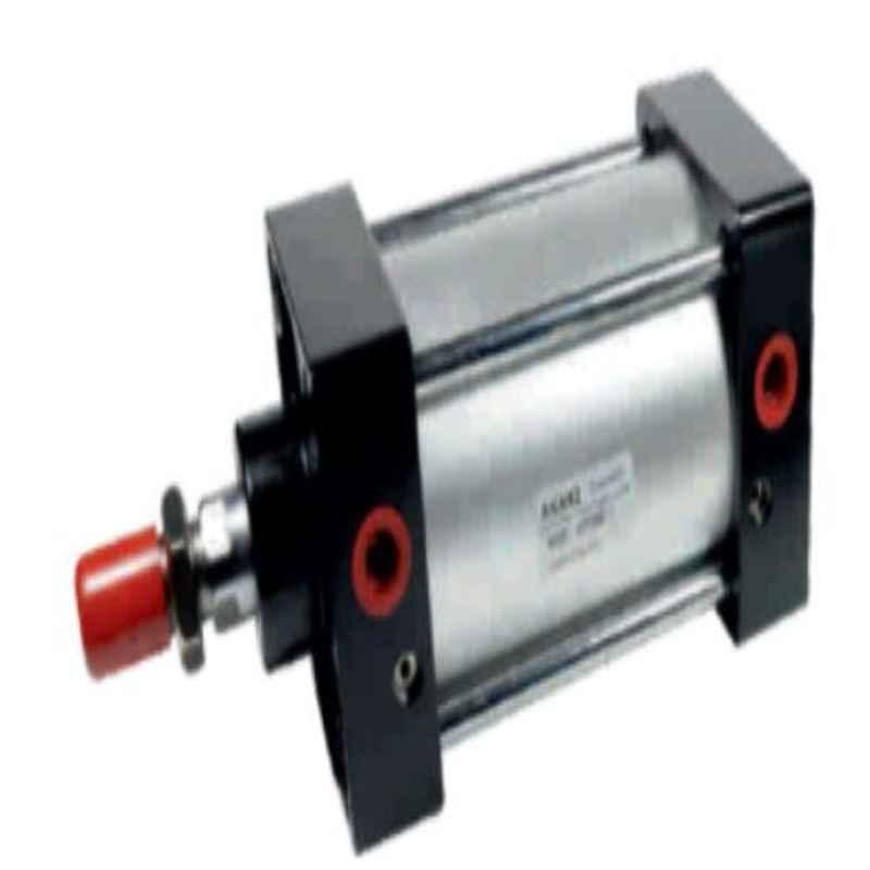 Akari 40mm Non Magnetic Double Acting Standard Cylinder, Stroke Length: 125 mm