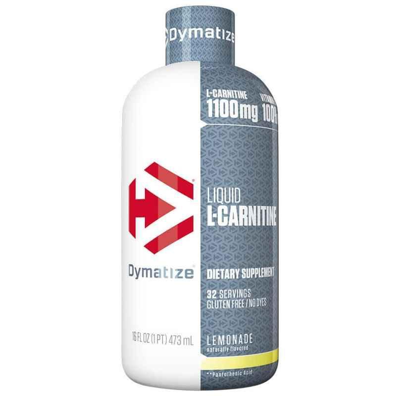 Dymatize 1100mg Lemonade 473ml L-Carnitine Liquid