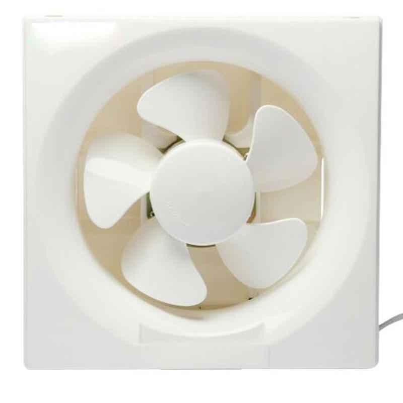 Sameer 150 mm White Fresh Air Ventilation Fan, 30W, 1350rpm