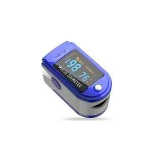 Generic Fingertip Pulse Oximeter with LED Display