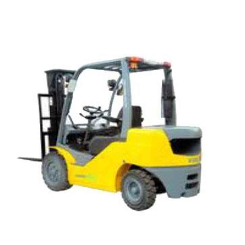 Voltas 1500kg 3 Stage Automatic Diesel Powered Forklift, DVX 15 KAT BC HVT 2125
