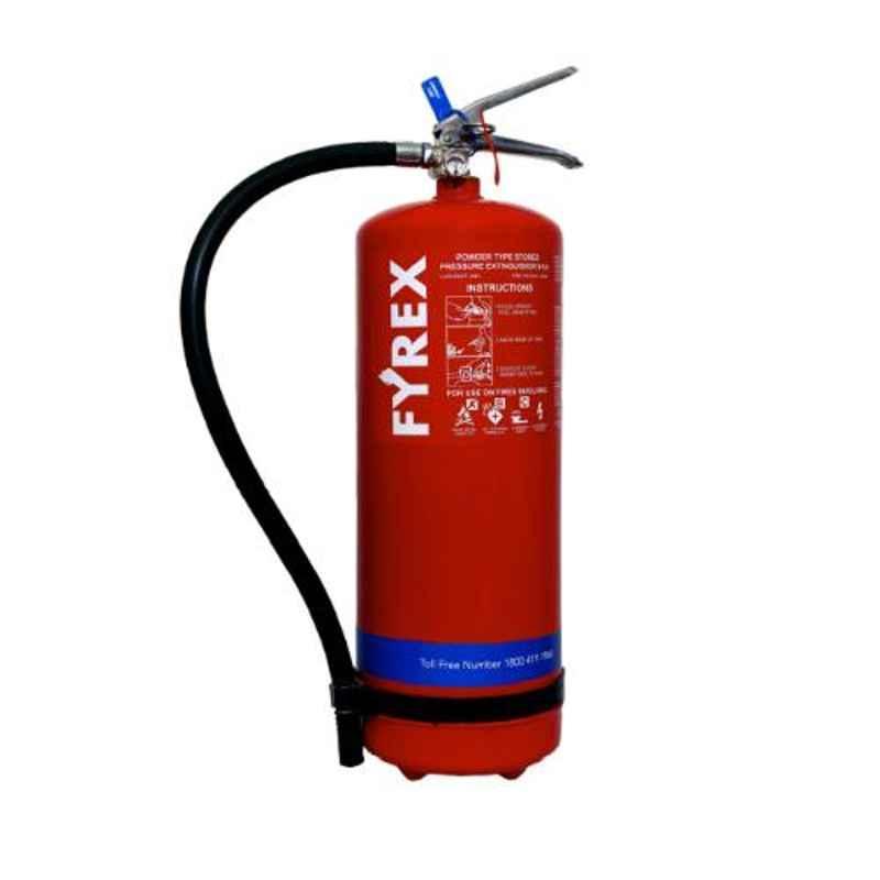 Fyrex Stored Pressure 9kg Sodium Bi Carbonate Fire Extinguisher, F0011