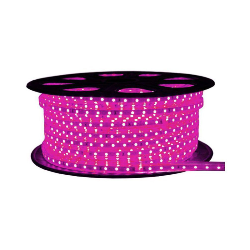 Ever Forever 20m Pink Colour Waterproof SMD Rope Light