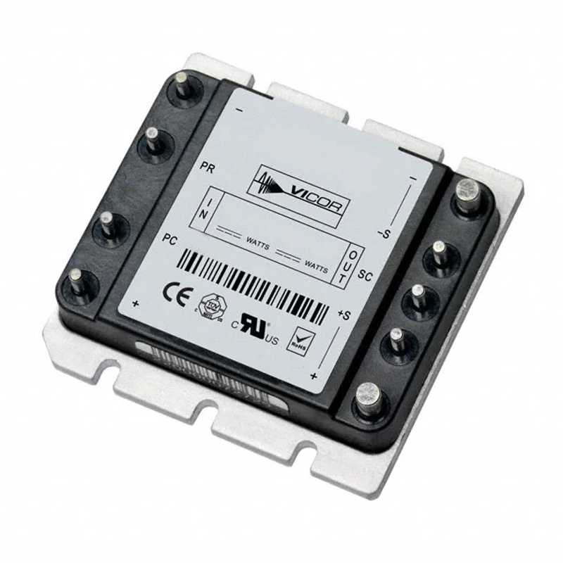 Vicor 1 Output 28V 7.14A 250-425V Input Isolated Module DC DC Converter, V375B28C200BL