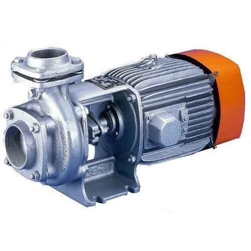 Kirloskar KDS-128 Plus 1HP 25x25mm Single Phase Mild Steel Monoblock Pump