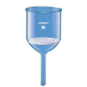 Borosil 35ml Buchner Funnel with Sintered Disc, Porosity Grade: 5, 3606958