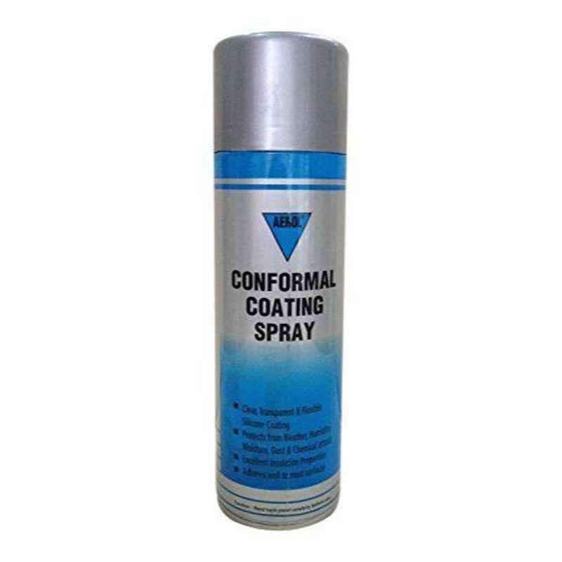 Aerol FM9144 389ml Silicone Conformal Coating Spray (Pack of 24)