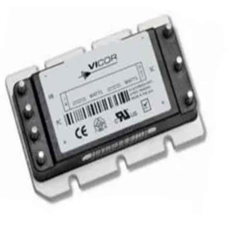 Vicor 1 Output 5V 15A 66-154V Input Isolated Module DC DC Converter, V110C5E75BL3