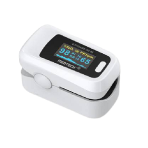 Medtech Oxygard OG-05 White Fingertip Pulse Oximeter