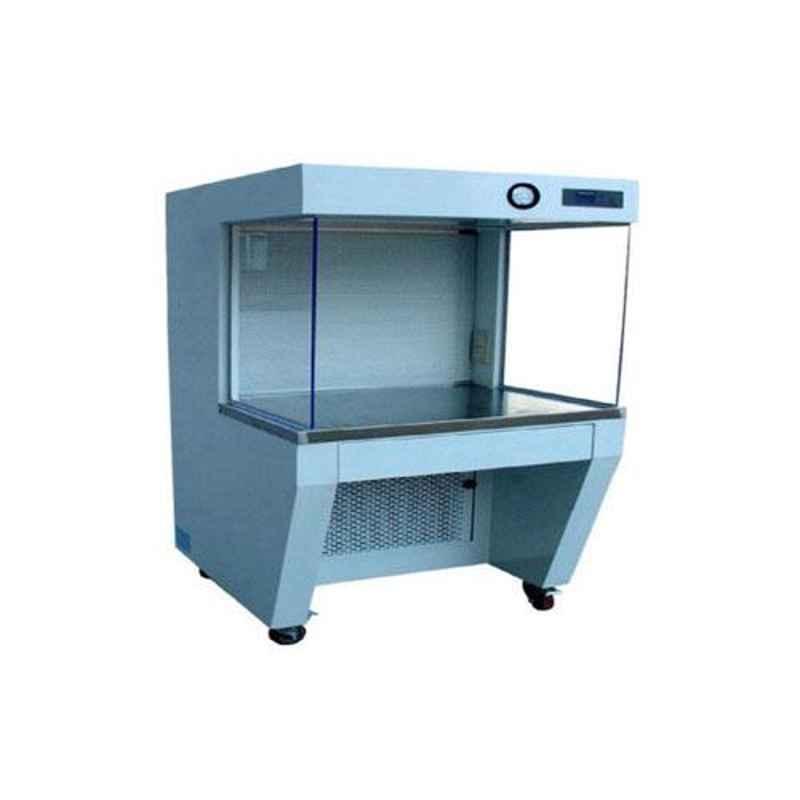 U-Tech 3x2x2ft LV-32 Stainless Steel Vertical Laminar Air Flow Cabinet, SSI-126