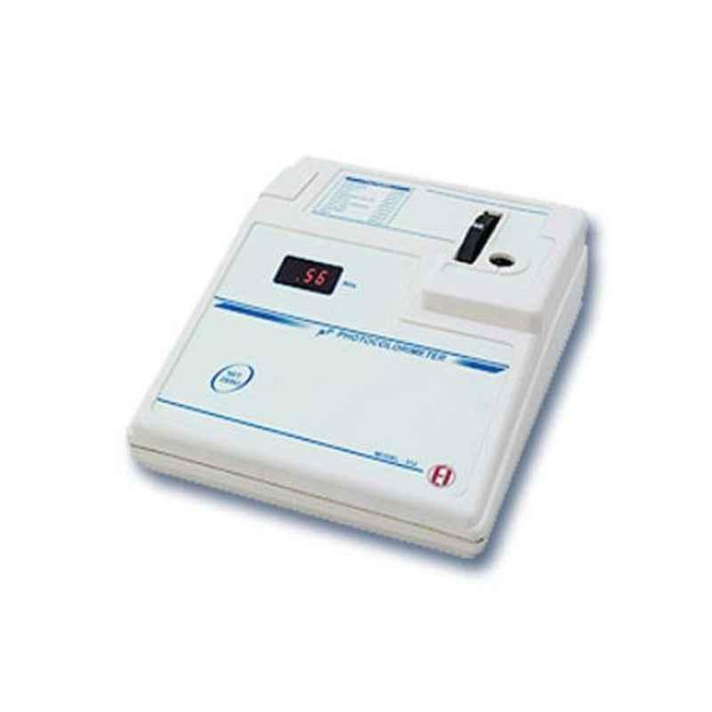 Electronics India 312 Digital Photo Colorimeter, Range: 400 to 700 nm