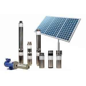 Falcon Solar Submersible Pump