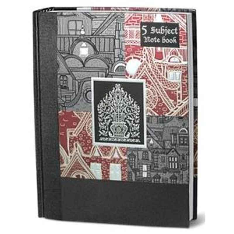 Nightingale 5 Subject Premium Notebook 16 pcs in Carton 088955