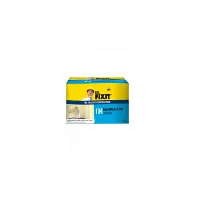 Dr. Fixit 1kg Dampguard, 104 (Pack of 12)