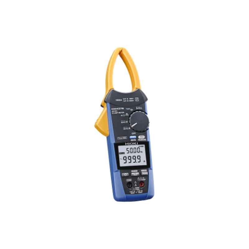 Hioki 6.000 to 1000V AC/DC Clamp Meter, CM4375