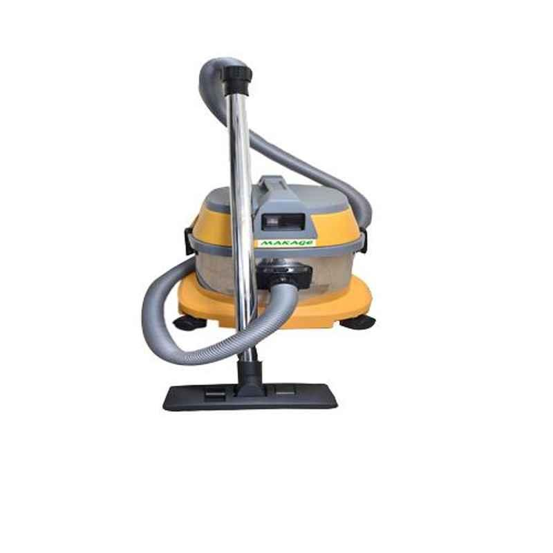 Makage VC-15 15L 1000W Wet & Dry Vacuum Cleaner