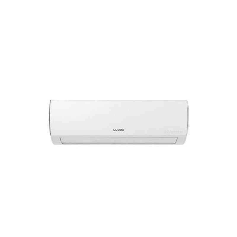 Lloyd 1.5 Ton 3 Star White Split Air Conditioner, LS18I3D