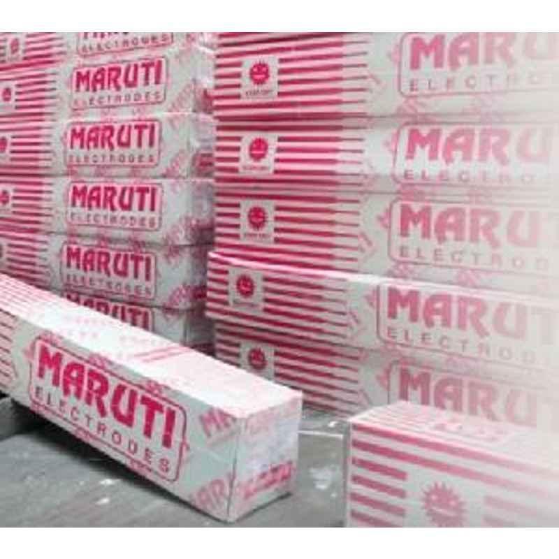 Maruti 3.15x350mm Mild Steel Welding Electrode 20kg Bag