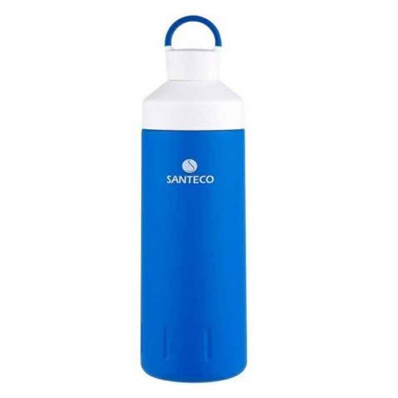 Haers 590ml Stainless Steel Blue Ocean Beverage Bottle, HW-590-53-BLU