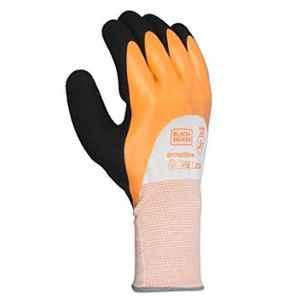 Black & Decker Supported Hand Gloves , BXPG0335IN-L