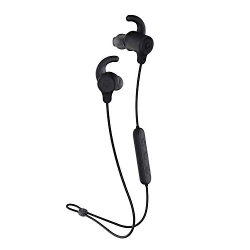 Skullcandy Jib Plus Active Black Wireless in-Earphone with Mic, S2JSW-M003