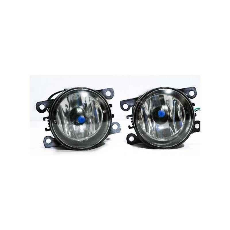 Autogold Fog Lamp Assembly for Maruti Swift Type 2, WagonR Type 4, AG77