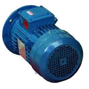 ABB M2BAX90LA4 IE2 3 Phase 1.5kW 2HP 415V 4 Pole Foot Cum Flange Mounted Cast Iron Induction Motor, 3GBA092510-BSCIN
