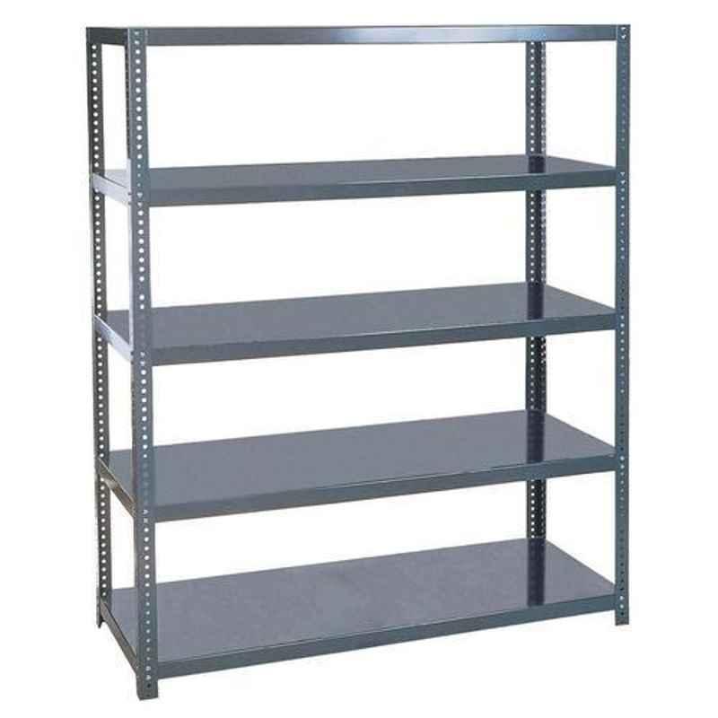 Suwas 120x25x215cm 250kg Steel Bin Storage Rack, SU-BSR-003