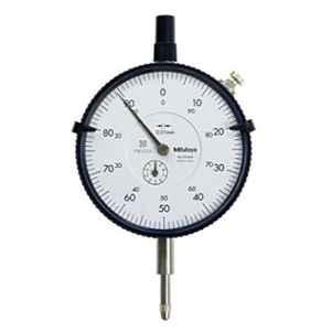 Mitutoyo 0-10mm Lug Back Dial Indicator, 3046S