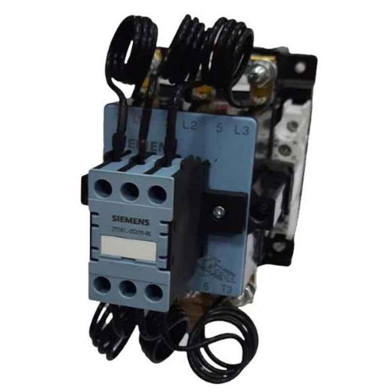 Siemens 110V 50kVAR Capacitor Duty Contactor, 3TS17220AF058K