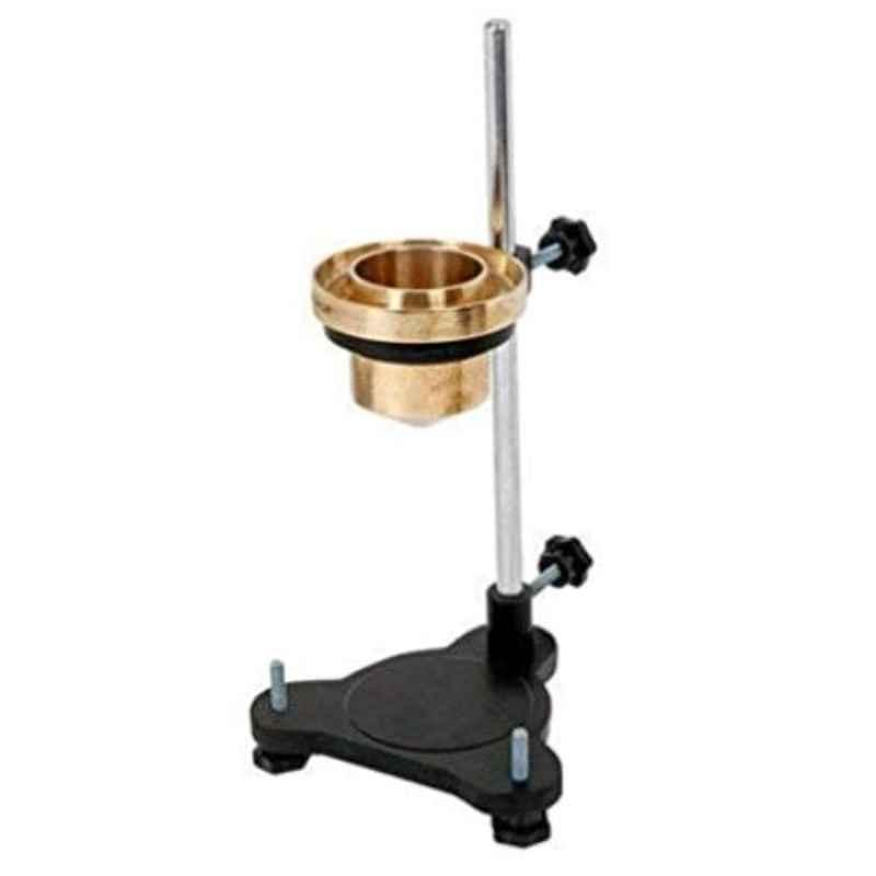 Skybound Alloy Steel B-4 Liquid Flow Meter Viscometer with Portable Ford Cup