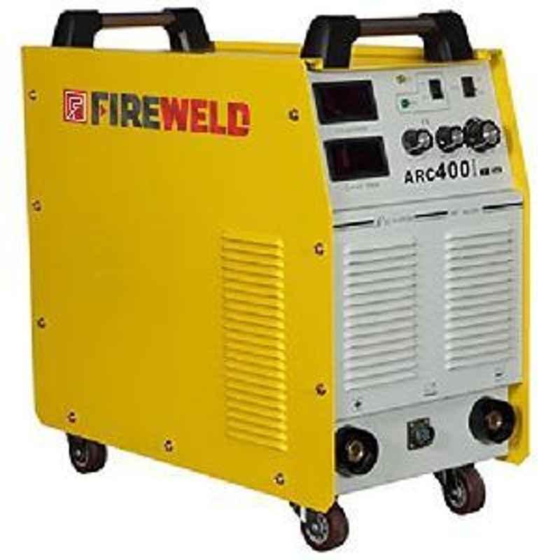 Fireweld FW ARC400ij Three Phase MOSFET Technology Mild Steel Welding Machine