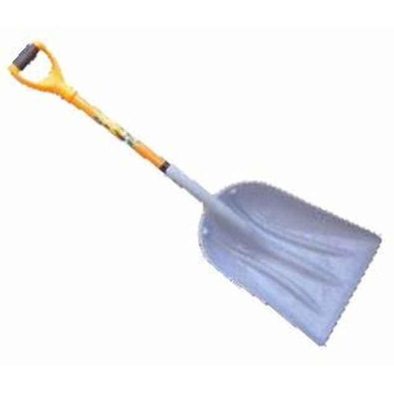 Falcon Premium Garden Shovel with Plastic Square Head, FSS-4004