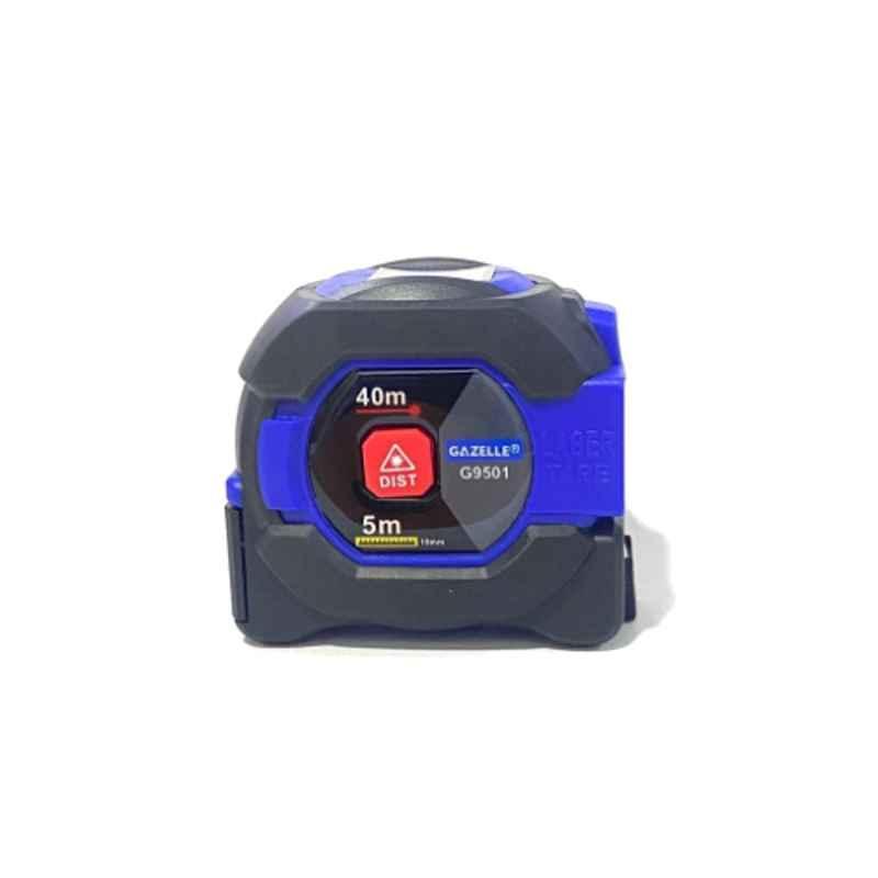 Gazelle 2-in-1 Laser & Tape Distance Meter, G9501