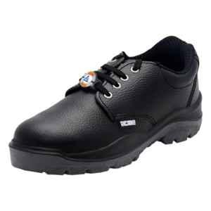 Acme AP-22 Storm Steel Toe Low Ankle Black Safety Shoes, Size: 9