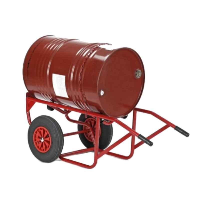 Suwas 120x62x36cm 280kg Steel Drum Handling Trolley, SU-DT-004