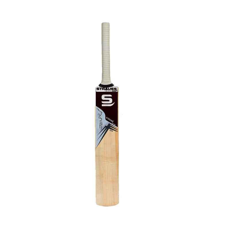 Strauss Wooden Short Handle Kashmir Willow Cricket Bat, ST-1536
