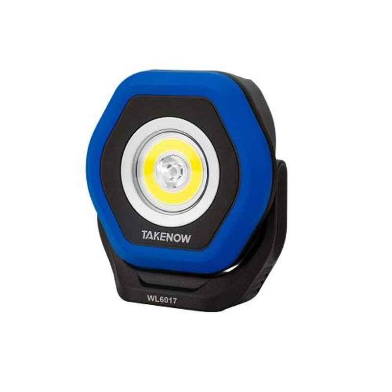 Takenow 3.7V High Luminous Adjustable Handle Flood & Area Spotlight, WI6017