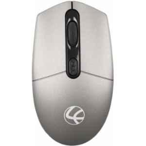 Lapcare Jolly LMW-111 Dark Grey Wireless Optical Gaming Mouse with 4 Durable Keys, LKWILD6925