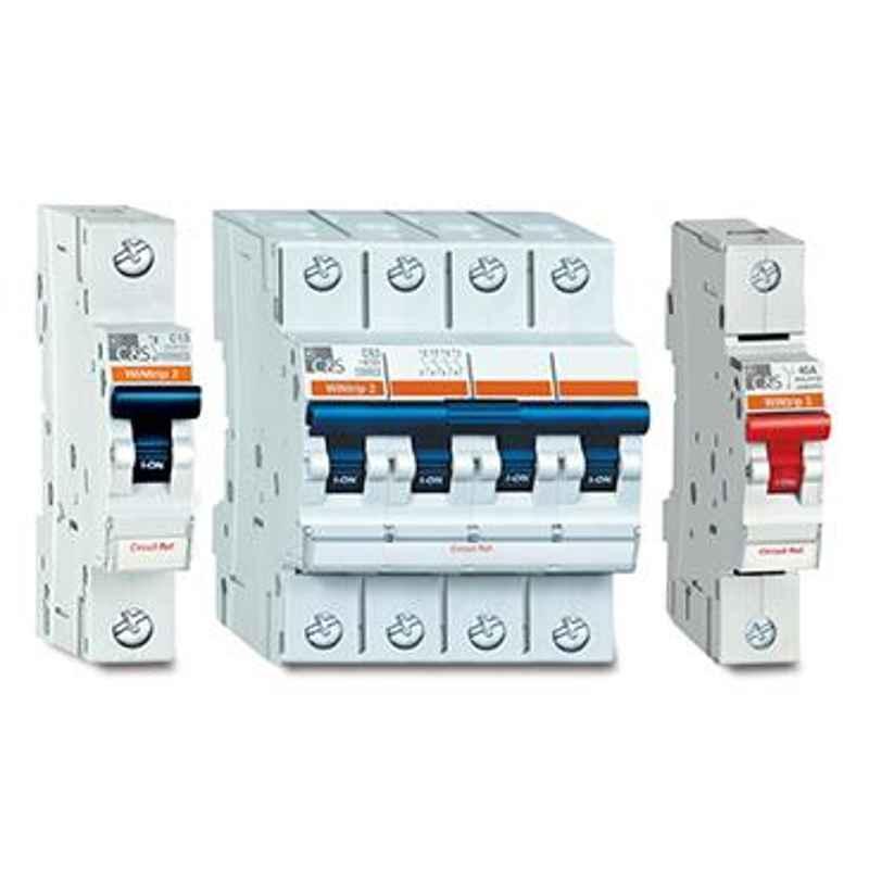 C&S 100A 2 Pole WiNtrip2 MCB Isolator, CSMBS2ISO100