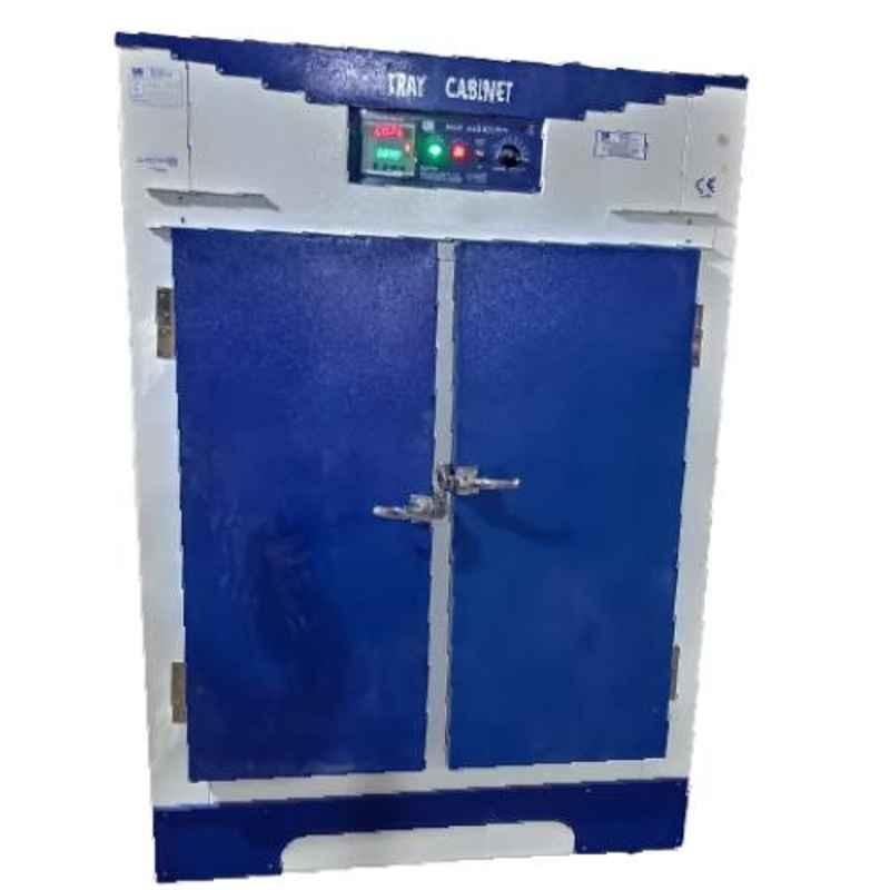UR Biocoction 96 Tray Mild Steel Tray Dryer