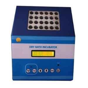 Droplet 15ml Laboratory Digital Dry Bath Incubator with 24 Test Tube Block