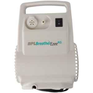 BPL Breathe Ezee N3 White Nebulizer