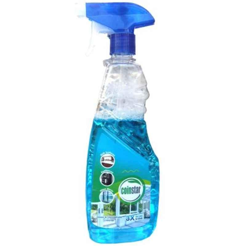 Coinstar 500ml Blue Glass and Household Cleaner