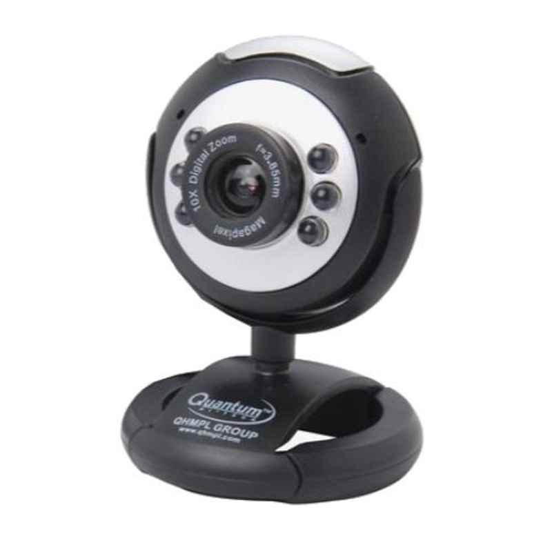 Quantum Black 25MP Night Vision Web Camera, QHM495LM