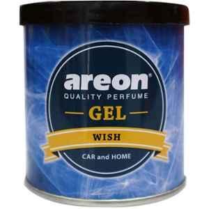 JBRIDERZ 80g Areon Wish Gel Air Freshener for Car